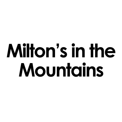 Milton's Black Mountain